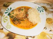 Cape Chicken Curry - Rezept
