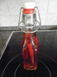 Chili - Öl - Rezept