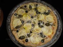 Coca de Limon - spanischer Zitronenfladen - Rezept