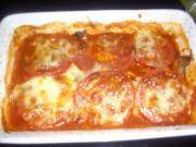 Schnitzel Toscana - Rezept