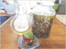 Salbeibohnen aus Asien - Rezept