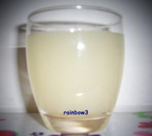 Rezept: Getränk: Sonnenschein-Drink