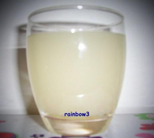 Getränk: Sonnenschein-Drink - Rezept