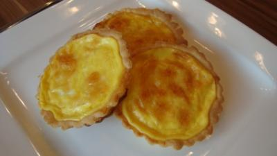 Quiche au fromage - Rezept