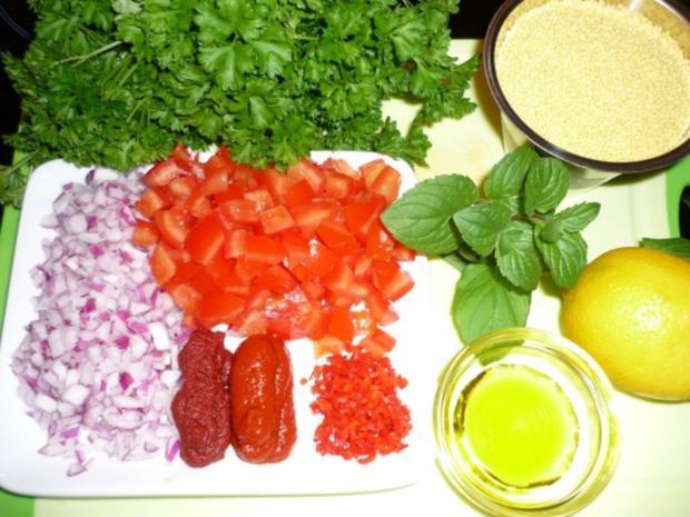 Hirse - Salat - Rezept - Bild Nr. 2