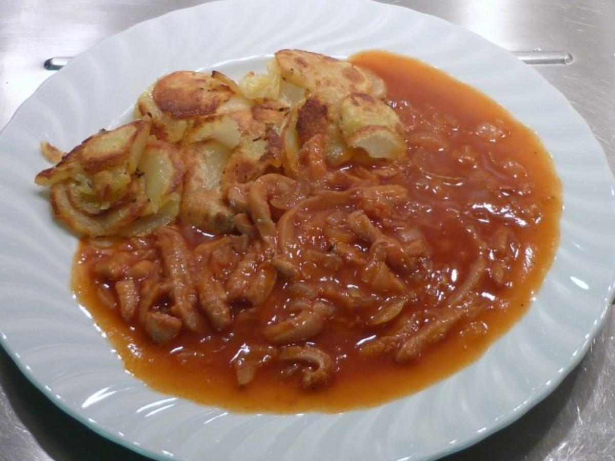 Pansen – küchenfertig vom Metzger....... - Rezept Gesendet von hoerbi
