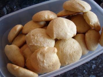 Biscotti, italienische Kekse - Rezept