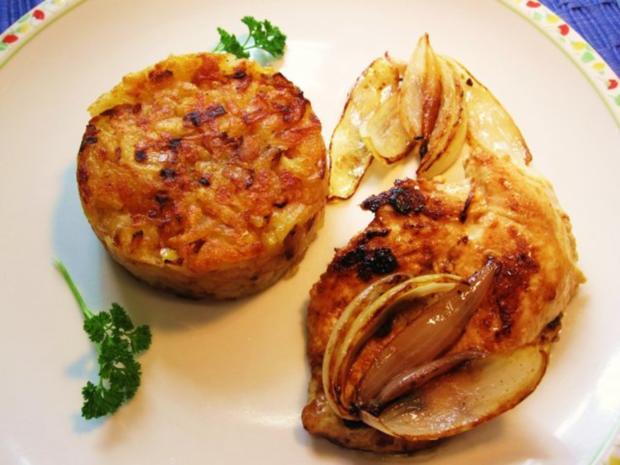 Kartoffel-Törtchen ... - Rezept - Bild Nr. 7