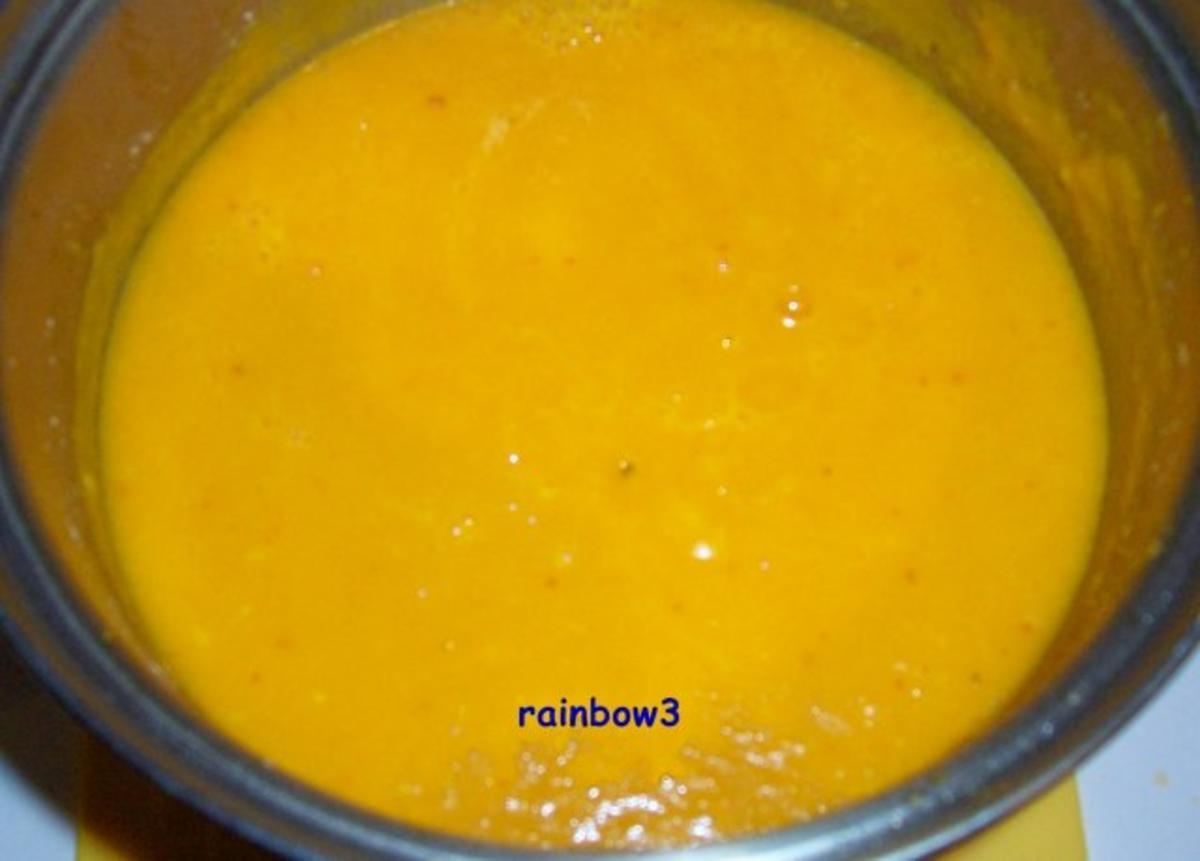 Kochen scharfe m hren cremesuppe rezept for Kochen 5 personen