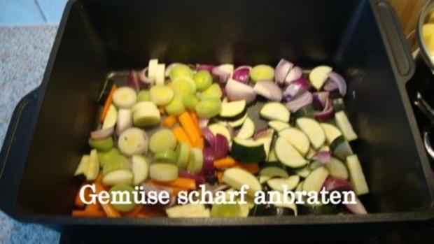 Wurstgulasch in Tomatensoße - Rezept - Bild Nr. 7