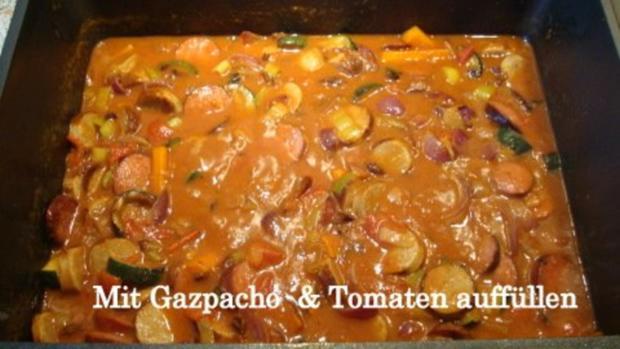 Wurstgulasch in Tomatensoße - Rezept - Bild Nr. 11