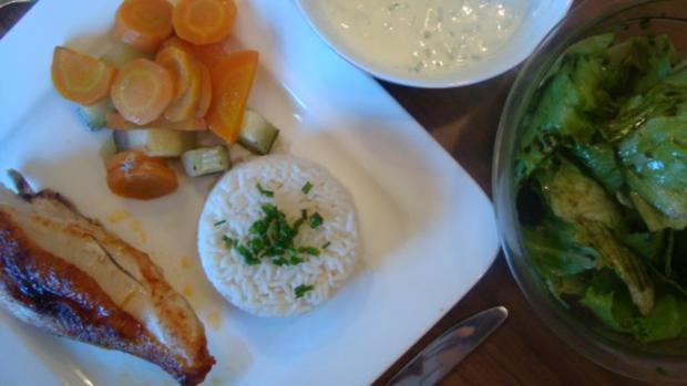 Hühnchen und Gemüse aus dem Bratschlauch - Rezept - Bild Nr. 4