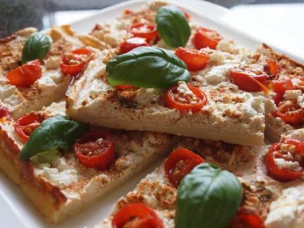 Lankas Tomatenquiche - Rezept