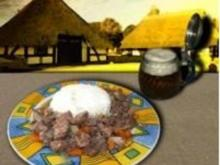 Zwiebel-Pfeffer-Fleisch - Rezept