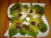 Herbstlicher Salat - Rezept