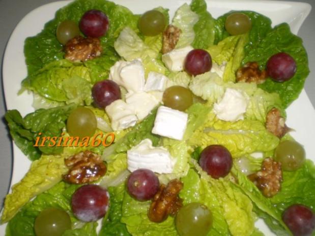 Herbstlicher Salat - Rezept - Bild Nr. 2