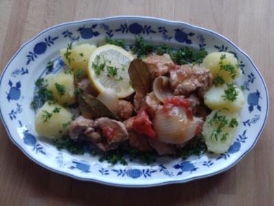 mallorquinisches sauerfleisch - Rezept