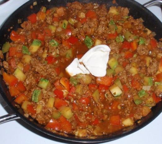 Schnelle Gemüse-Tatar- Pasta - Rezept - Bild Nr. 5