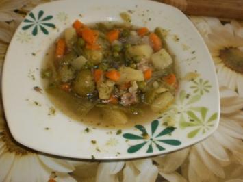 Bunter Gemüseeintopf - Rezept
