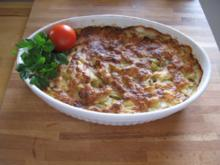 Kartoffel - Kappes Auflauf - Rezept