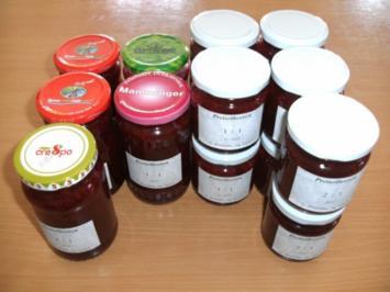 Einmachen: Preiselbeeren einmachen - Rezept