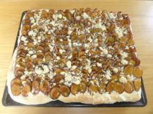 Pflaumenkuchen - Rezept