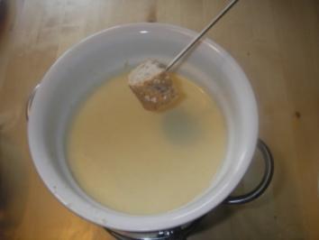 A : Käsefondue steirisch - Rezept