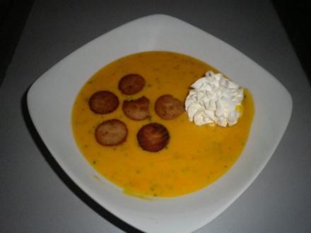 Rumänisches Süppchen - Rezept