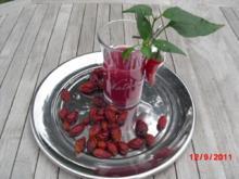 Hagebutten-Chili-Tee - Rezept