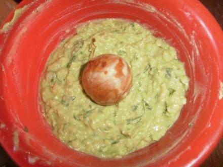 Bella´s Avocado-Dip - Rezept