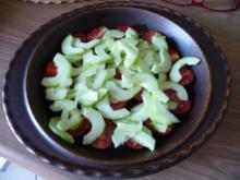 Salat : Tomaten - Gurkensalat - Rezept