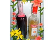Getränke : Holunderbeer...oder auch Fliederbeer genannt )))))) - Saft mit Wodka )))))))) - Rezept