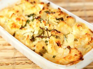 Kartoffel Blumenkohl Hackfleisch Auflauf - Rezept - Bild Nr. 2