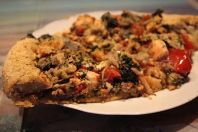 """Pizza """"Fisch-Land"""" - Rezept"""