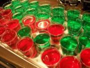 Wodka - Jellys - Rezept