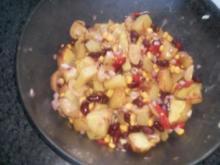 Bratkartoffelsalat Viva Mexico - Rezept
