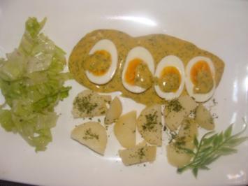 Saucen : - Kalte Senfsauce - Ratz-Batz - Rezept