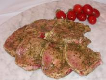 Backofen Koteletts - Rezept
