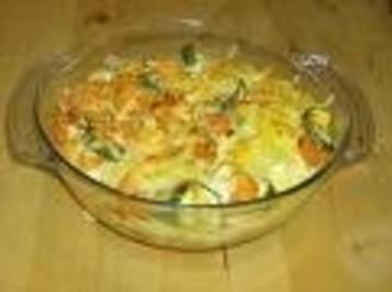 Rezept: kartoffel - käse - auflauf