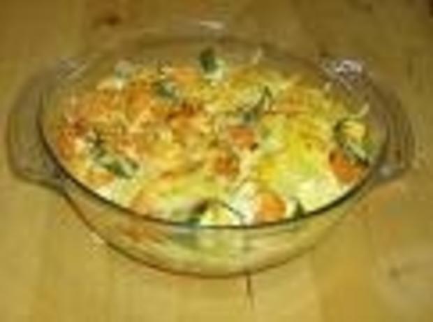 kartoffel - käse - auflauf - Rezept