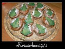 Weihnachtliche Muffins a la Kräuterhexe - Rezept