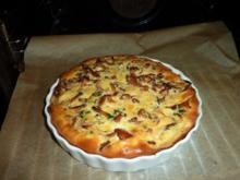 Pfifferlings-Quiche - Rezept