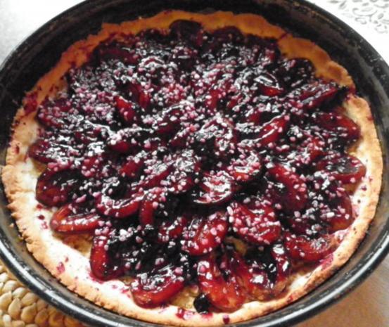 Pflaumenkuchen ... - Rezept - Bild Nr. 8