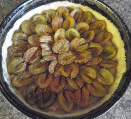 Pflaumenkuchen ... - Rezept - Bild Nr. 6