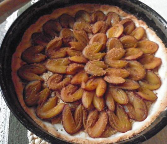 Pflaumenkuchen ... - Rezept - Bild Nr. 7