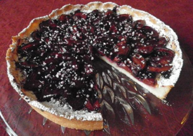 Pflaumenkuchen ... - Rezept - Bild Nr. 2