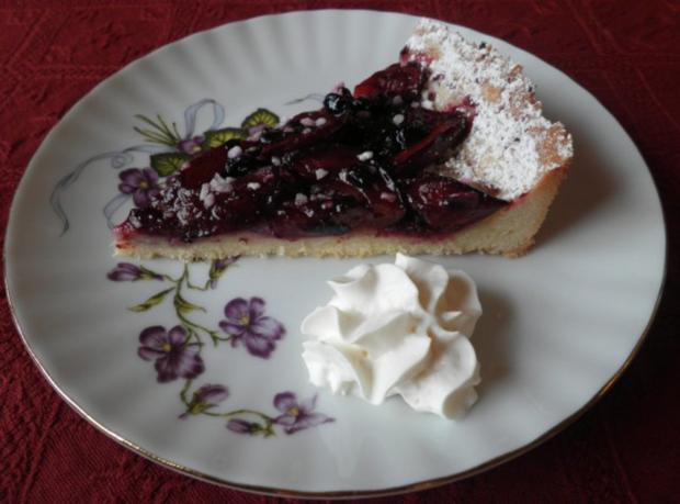 Pflaumenkuchen ... - Rezept - Bild Nr. 3