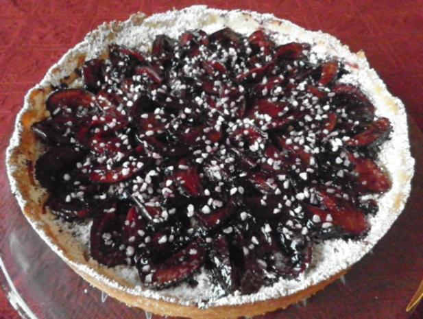 Pflaumenkuchen ... - Rezept - Bild Nr. 9