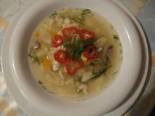 Nordische Fischsuppe - Rezept