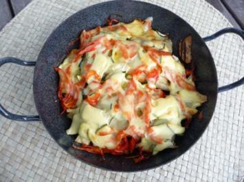 Fixe Küche : Schnelle Pfanne - Rezept